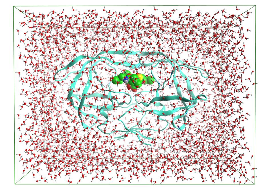 分子動力学計算